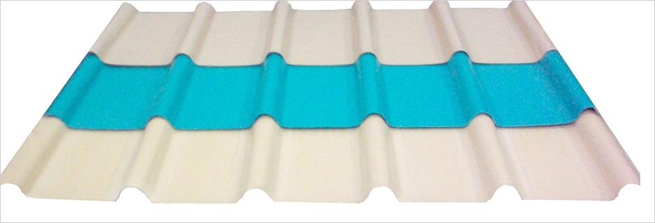FRP Sheet - Harshad Fabricators, FRP Roofing Sheet, FRP